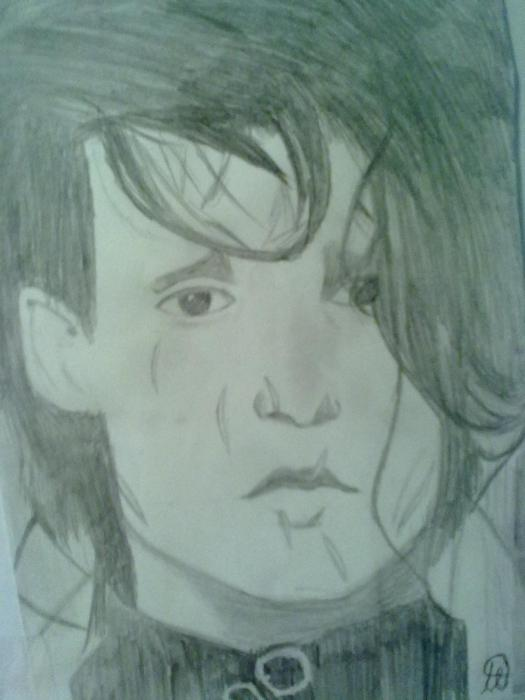 Johnny Depp by one_x